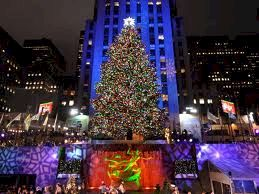 rockefeller center at the holidays - Things To Do In Nyc During Christmas