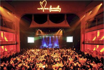 Hammerstein Ballroom Picture of Facility