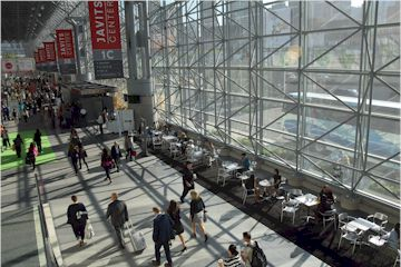 Jacob K. Javits Convention Center Picture of Facility