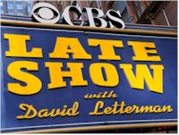 Picture of David Letterman - The Late Show