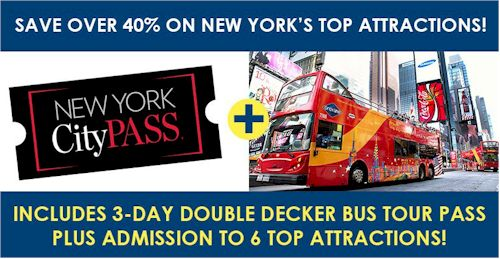 Book this CityPass + Package