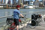 Hudson River to Central Park Bike Tour