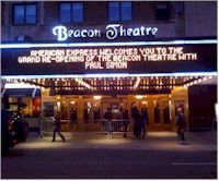 Picture of Beacon Theatre - New York, NY