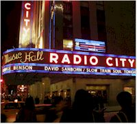 Picture of Radio City Music Hall - New York, NY
